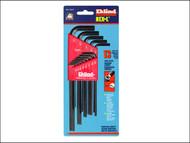 Eklind EKL10213 - Hexagon Key Long Arm Set of 13 Imperial (1/16 - 3/8in)