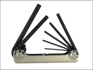 Eklind EKL22571 - Torx Key Fold Up Set of 7 Medium (T10-T40)