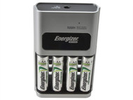 Energizer ENG1HOUR - 1 Hour Charger + 4 x AA 2300 mAh Batteries