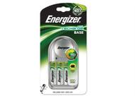 Energizer ENGRCCOMPACT - Charger 1300 + 4 AA 1300 mAh Batteries