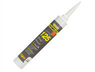 Everbuild EVB125C4 - One Hour Caulk 125 White 400ml