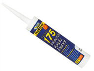 Everbuild EVB175BN - 175 Universal Acrylic Sealant Brown 310ml
