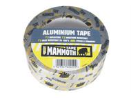 Everbuild EVB2ALUM50 - Aluminium Tape 50mm x 45m