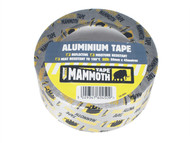 Everbuild EVB2ALUM75 - Aluminium Tape 75mm x 45m