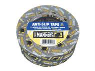 Everbuild EVB2ANTBK50 - Anti-Slip Tape 50mm x 10m Black