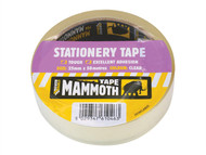 Everbuild - Retail/Labelled Stationery Tape 25mm x 50m