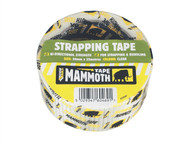 Everbuild EVB2STRAP - Strapping Tape Clear 50mm x 25m