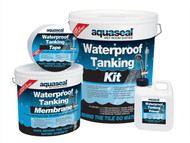 Everbuild EVBAQSKIT75 - Aquaseal Wet Room System Kit 7.5m''¢_