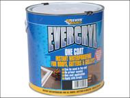 Everbuild EVBEVC02BL - Evercryl One Coat Compound Black 2.5kg