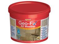 Everbuild EVBGEOWET14G - Geo-Fix All Weather Grey 14kg