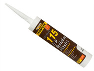 Everbuild EVBMASBR - 115 General Purpose Building Mastic Brown 310ml