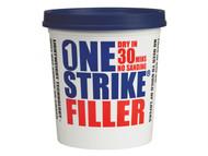 Everbuild EVBONE1 - One Strike Filler 1 Litre