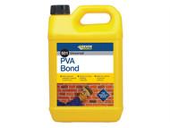 Everbuild EVBPVA5L - Universal PVA Bond 501 5 Litre