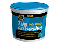 Everbuild EVBRES02 - Water Resist Tile Adhesive 2.5 Litre