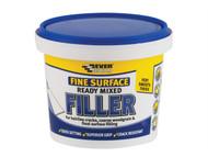 Everbuild EVBRMFINE - Fine Surface Filler Ready Mix 600g