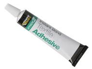 Everbuild EVBS2TEXTADH - Stick 2 Textile Adhesive 30ml