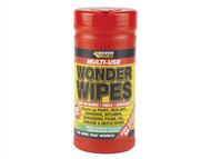 Everbuild EVBWIPE80 - Wonder Wipes Trade Tub of 100