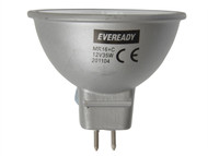 Energizer Lighting EVES4857 - MR16 Dichroic ECO Halogen Lamp 40 Watt (50 Watt) 12v Card of 2