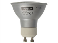 Energizer Lighting EVES4859 - GU10 ECO Halogen Bulb 240v 28 Watt (35 Watt) Card of 2
