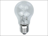 Energizer Lighting EVES4864 - GLS ECO Halogen Bulb 48 Watt (60 Watt) ES/E27 Edison Screw Box of 1