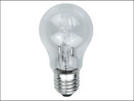 Energizer Lighting EVES4866 - GLS ECO Halogen Bulb 80 Watt (100 Watt) ES/E27 Edison Screw Box of 1