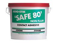 Evo-Stik EVO5805L - Safe 80 Contact Adhesive 5 Litre