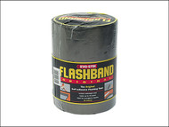 Evo-Stik EVOFB100 - Flashband Roll Grey 100mm x 10m