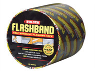 Evo-Stik EVOFB150 - Flashband Roll Grey 150mm x 10m
