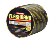 Evo-Stik EVOFB50 - Flashband Roll Grey 50mm x 10m
