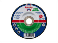Faithfull FAI1006SDG - Grinding Disc for Stone Depressed Centre 100 x 6 x 16mm