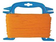 Faithfull FAI306 - 306 Orange Polyethylene Ranging Line 30m