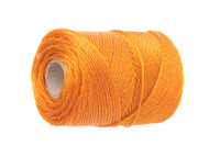 Faithfull FAI3250 - 3250 Orange Polyethylene Heavy-Duty Brick Line 250m