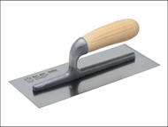 Faithfull FAI820 - 820 Plasterers Finishing Trowel Stainless Steel 280 x 120mm (11in x 4.3/4in)