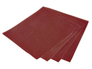 Faithfull FAIAAOS60 - Aluminium Oxide Cloth Sheet 230 x 280mm 60g (25)