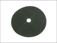 Faithfull FAIADFS178SC - Floor Disc Fwt Silicon Carbide 178mm x 22mm 16g -Blk