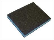 Faithfull FAIAHPCONTOR - Contour Sanding Pads Assorted Grades 120 x 100 x 13mm (3)