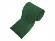 Faithfull FAIAHPRGREEN - Hand & Power Roll Green General Purpose 1m x 115mm