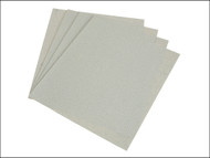 Faithfull - Silicon Carbide Finishing Sheets 280 x 280 mm Assorted (Pack of 4)
