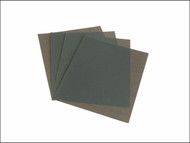 Faithfull FAIAWDP4A - Wet & Dry Paper Sheets 230 x 280 mm Assorted (4)