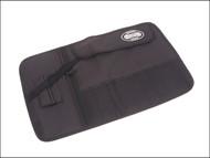 Faithfull FAIBR9 - Bit Roll - 9 Pocket 27 x 32cm (10 3/4 x 12 1/2 in)