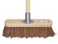 Faithfull FAIBRBASS12H - Broom Bassine 30cm (12in) Head with 48in Handle