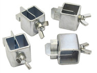 Faithfull FAIBWCLAMPS4 - Sheet Metal Butt Welding Clamps 4 Piece