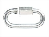 Faithfull FAICHQL35 - Quick Repair Links 3.5mm Zinc Plated (Pack of 4)
