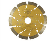 Faithfull FAIDB115S - Diamond Blade Gold Series Universal Cut 115mm x 22.2mm