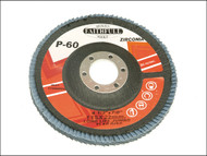 Faithfull FAIFD115M - Flap Disc 115mm Medium