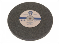 Faithfull FAIGW20025C - General Purpose Grinding Wheel 200mm X 25mm Coarse Alox