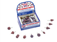 Faithfull FAIGWAM50 - Mini Grinding Wheel Assortment 50pc