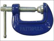 Faithfull FAIHC1 - Hobbyists Clamp 25mm (1in)