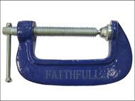 Faithfull FAIHC2 - Hobbyists Clamp 51mm (2in)