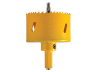 Faithfull FAIHS70SOFIT - Soffit Cutter Holesaw 70mm One Piece